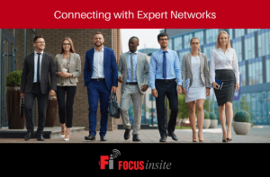 Connecting with Expert Networks