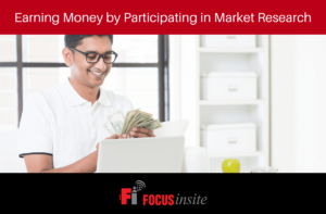 Earning Money by Participating in Market Research